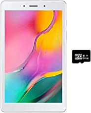 "Samsung Galaxy Tab A 8.0""(2019,WiFi + 手机)32GB,5100mAh 电池,4G LTE 平板电脑和电话(打电话)GSM 解锁 SM-T295,国际型号SM-T295 32"