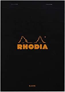 RHODIA 罗地亚 法国 经典上翻笔记本 黑色 N16白纸 160009