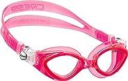 Cressi 科越思 中性 FOX SMALL 游泳眼镜 防碎镜片防UV 防雾 DE2022