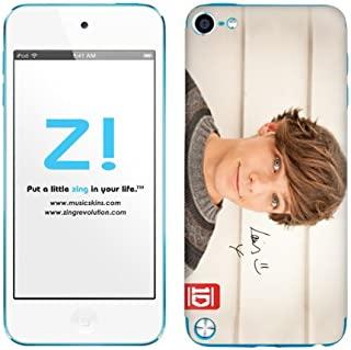Zing Revolution One Direction 高级乙烯基粘性皮肤,适用于 iPod Touch 5、Louis、MS-1D40198
