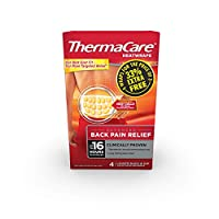 ThermaCare 下背热敷带