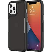 Survivor Endurance 手機殼兼容 iPhone 12 Pro Max (黑色)