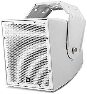 JBL Professional AWC62 全天候紧凑双向同轴扬声器带 6.5 英寸(约 15.4 厘米)低频,白色