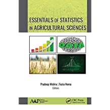Essentials of Statistics In Agricultural Sciences (English Edition)