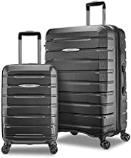 Samsonite 新秀丽 Tech 2.0 硬壳可扩展行李箱 带万向轮 深灰色 2-Piece Set (21/27)