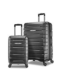 Samsonite 新秀麗 Tech 2.0 硬殼可擴展行李箱 帶萬向輪