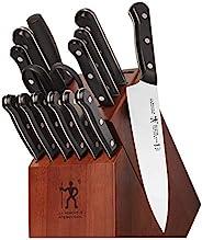 ZWILLING J.A. Henckels 刀具套裝 黑色/不銹鋼 15-pc 17553-000