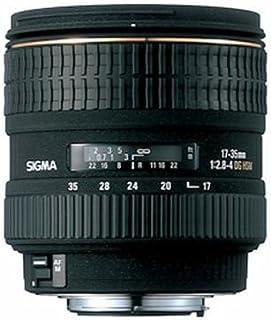 Sigma 17–35mm f/2.8–4EX DG IF HSM aspherical 超广角变焦镜头适用于 SIGMA 单反相机