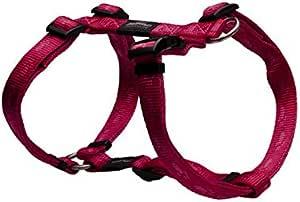 rogz 登山专家 K2大号狗狗挽具 – 身体周长 : 45 – 75厘米 粉色 L