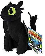 Dreamworks Dragons 幻梦之龙 8 英寸高档毛绒龙偶,适合 4 岁及以上儿童