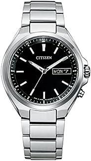 Citizen 手表 AT6070-57E 男士 银色