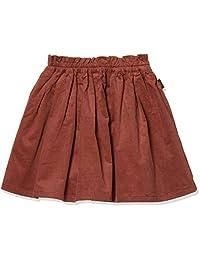 [BELMEZON] 简约 童装 上幼儿园 上学 褶皱 裙子 女孩 D24536