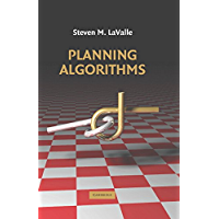Planning Algorithms (English Edition)