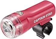 CAPTAIN STAG 自行车 灯 前灯 LED 3LED 灯 227 SLIM 【 无需安装工具 生活防水 亮度 160KONDELAA 自行车灯 】