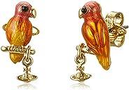 Vivienne Westwood 黄铜 耳钉 62010259-R360 SV
