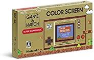 Nintendo 任天堂 Game&Watch 红白机 游戏机 超级马