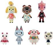 Bandai Shokugan - Animal Crossing: New Horizons Villager Flocked Doll Collection(全套公仔)(BAN62706)
