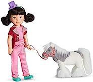 American Girl Welliewishers Shetland Pony 14.5 英寸玩偶配件,多种颜色