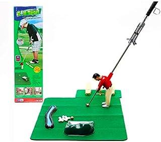 室内迷你高尔夫游戏练习套装高尔夫球运动套装儿童玩具高尔夫俱乐部练习球运动室内游戏高尔夫训练