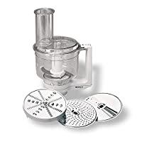 Bosch 博世 MUZ5MM1 多功能搅拌机(适用于博世 MUM5 厨师机),白色/透明