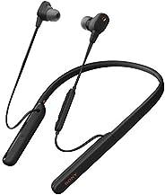 Sony 索尼 降噪无线耳塞式耳机/带麦克风的耳机 WI-1000XM2业界领先 可与Alexa语音控制通话 黑色