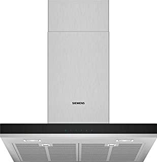 Siemens 西门子 LC67BHM50 抽油烟机 / 墙罩 / 60 厘米 / 风扇功率 / 金属油脂过滤器 / 不锈钢