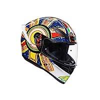 AGV K-1 Dreamtime 綜合頭盔 M-L 多色 0281A0I0_005_ML