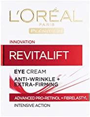 L'Oreal Paris 巴黎欧莱雅 Revitalift抗皱+紧实高级视黄醇眼霜
