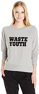 OBEY 女式 Waste 青年毛圈绒布羊毛上衣
