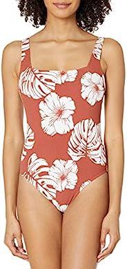 Roxy 女式花园之旅连体泳衣