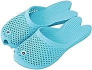 Time Concept 男式/女式金鱼柔软 EVA 拖鞋 - 中性成人鞋,室内/室外夏季凉鞋