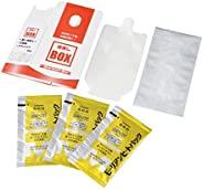 角利产业 烧水BOX 发热剂3个装 宽117×深60×高148毫米 10个套装