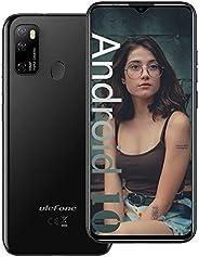 """Ulefone Note 9P 解锁手机(2020),Android 10 八核 4GB + 64GB ROM,16MP 三重后置摄像头 + 8MP 前置摄像头,6.52"""" HD+ 屏幕 4500mAh 大电池"""