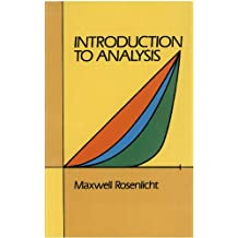 Introduction to Analysis (Dover Books on Mathematics) (English Edition)