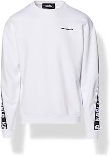 KARL LAGERFELD 男式标志带运动衫