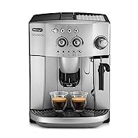 De'Longhi 德龙 Magnifica 全自动咖啡机 ,卡布奇诺,浓缩咖啡,ESAM 4200.S,银