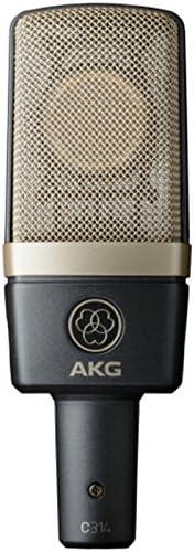 AKG C314 电容式麦克风