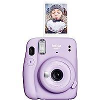 Fujifilm 拍立得 Mini 11 拍立得相机16654803 紫丁香紫色