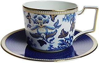 Wedgwood(Wedgwood) 木槿 茶 杯子&茶盘【平行进口货品】 40003900
