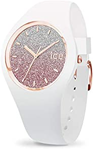 Ice-Watch - ICE lo White Pink - Women's Wristwatch with Silicon S