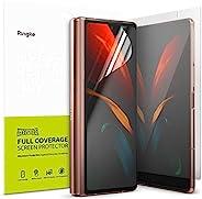 Ringke 隐形防护与 Galaxy Z Fold 2 屏幕保护膜兼容 (2020)