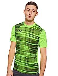 Puma 男士 ftblNXT 图形衬衫 Core 球衣