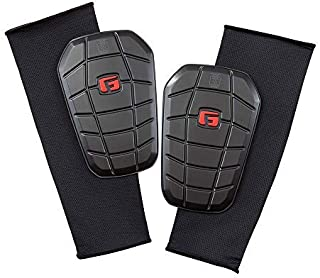 G-Form Pro-S 刀片护腿适用于足球护腿、踢球、曲棍球提供高冲击保护并增强灵活性