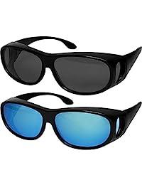 偏光镜片 * 紫外线防护佩戴*眼镜