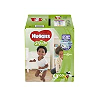 HUGGIES 好奇 Little Movers 便捷式紙尿褲(6號)