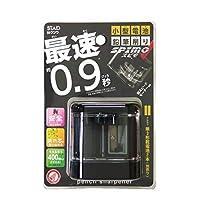 Kutsuwa Stad 削笔刀 电动 Spimo 电池式 黑色 RS032BK