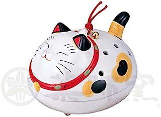 幸せこいこい猫 蚊遣器 平型