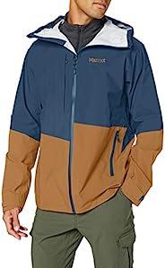 Marmot 土撥鼠 Evodry Torreys 男士硬殼雨衣,防水,防風 &