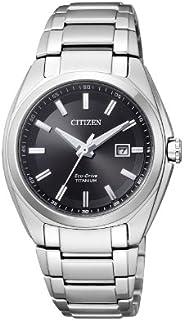 CITIZEN 西铁城 光动能女士手表 EW221