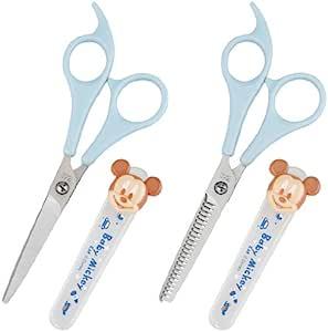 贝印 迪士尼宝宝 Disney baby 剪切&剪刀 婴儿米奇